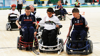 Powerchair Hockey European Championship website published.