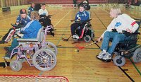 From an abandoned warehouse to the top of the World – Story of the Finnish Powerchair Hockey.